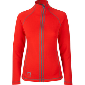 66° North Vik Jacket Women Red